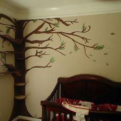 1000 Ideas About Tree Bookshelf On Pinterest