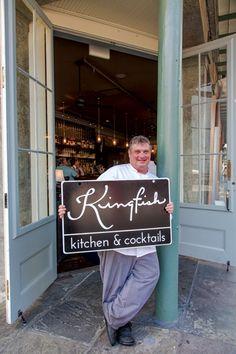 Kingfish Kitche... Kingfish New Orleans Restaurant