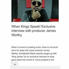 @Regrann from @kingjamesworthy -  When Kings Speak  #Regrann