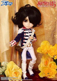Taeyang Gurandie Andre The Rose of Versailles May 2013