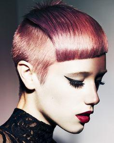 hair trend collections / парикмахерские тренды / стрижки, прически, окрашивания волос » Mark Leeson коллекция 2014 Synchronicity