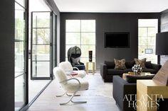 Tour a Designer Couple's Remarkably Cool Atlanta Home via @MyDomaine
