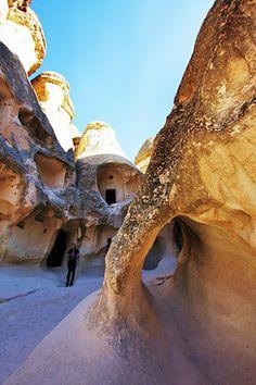 Day 5: Pasabagi Valley, Cappadocia
