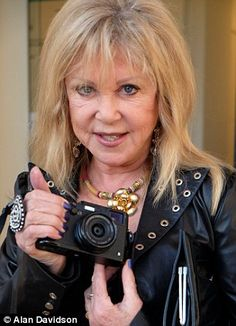 """Pattie Boyd, now 70, Ex-Wife of George Harrison and Eric Clapton, Excited to Show """"Lost Photos"""" at New Exhibit"""
