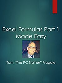 This video will show you the essentials about building Microsoft Excel Formulas. Topics include: Basic Math, the mathematical order, calculating percents, and the 3 rules that all Excel formulas follow. Excellent for the beginner and a great review for the seasoned Excel user as well. It breaks it down step-by-step in an easy to follow format. Tom Fragale has been a trainer/consultant for 30+ yrs.
