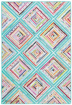 Modern Selvage Quilting: Easy-Sew Methods • 17 Projects Small to Large by Riel Nason