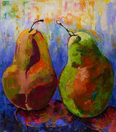 Artique | Pair of Pears | Margaret Zox Brown