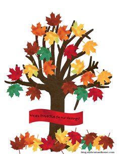 Grattitude Tree
