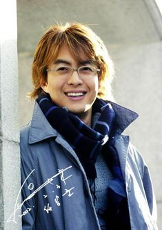 Bae Yong Joon in Winter Sonata