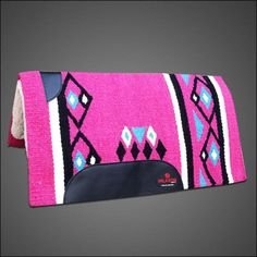 Saddle Pads 47308: Made In Usa Fe125-F Hilason Western Wool Felt Saddle Blanket Pad Hot Pink -> BUY IT NOW ONLY: $97.99 on eBay!