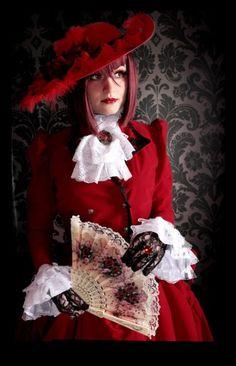 Madame Red from Kuroshitsuji