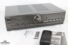 Technics SU-A700 Vollverstärker amplifier + manual & remote excellent condition | eBay