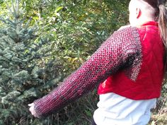 chainmail sleeves