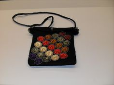 Bolso cápsulas nespresso Capsule, Diy, Creations, How To Make, Crocheted Bags, Images, Ideas, Scrappy Quilts, Jean Bag
