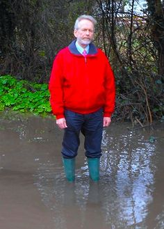 Derek Mitchell: is that water hot?
