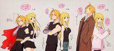 edward x winry Fullmetal Alchemist Brotherhood, Fullmetal Alchemist Edward, Full Metal Alchemist, Der Alchemist, Me Anime, Anime Meme, Manga Anime, Ed And Winry, Edward Elric