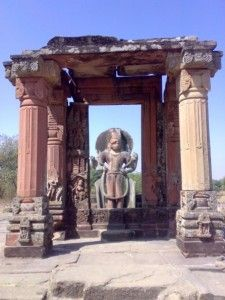 Vishnu Varaha temples at Eran