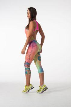 Macacão Oriental - Kira Moda Fitness