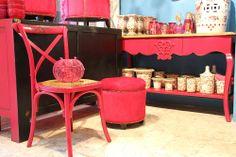 Design em móveis rústicos você encontra na Ishela!