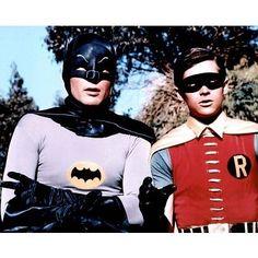 Classic Batman and Robin TV show
