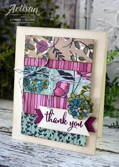 Stampin' Up! Share What You Love Blog Hop #2 Stamping Up Cards, Flower Cards, Paper Design, Homemade Cards, Scrapbook, Thank You Cards, Stampin Up, Birthday Cards, Card Making