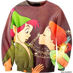 Peter Pan shirt! WANT! No...scratch that....NEED!!!!!