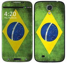Skin Celular Brasil Samsung Galaxy S4