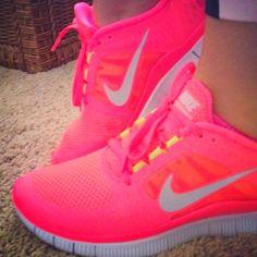 Nike Sneakers ideas   nike, pink nikes