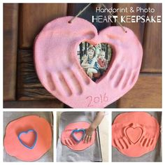 Valentine's Day is adorned with numerous craft specialties. Handmade crafts infuse Valentine's Day with a special color. Numerous easy-to-make craft … Diy Mother's Day Crafts, Baby Crafts, Toddler Crafts, Preschool Crafts, Spring Crafts, Mothers Day Crafts For Kids, Fathers Day Crafts, Valentine Day Crafts, Holiday Crafts
