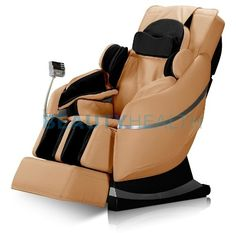 2016 Supreme Series Ultimate Massage Chair Elite with True Zero Gravity, 3D Scan, Rolling Foot Massager, 10yr Warranty (Beige) -- Be sure to check out this awesome product.