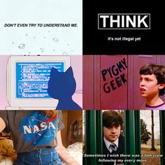 MBTI Aesthetics: INTP Requested by anonymous coeur brisé || lol