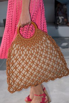Michael Kors, Spring 2017 - New York's Most Eye-Catching Runway Handbags - Photos