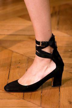 Valentino shoes spring summer 2017 at Paris fashion week