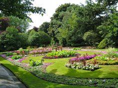 Nottingham Arboretum via Roy Manterfield