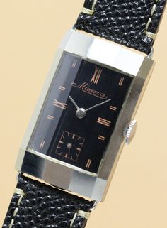 Vintage Watches Collection : Vintage Watches Collection : Minerva Rectangle - Watches Topia - Watches: Best Lists, Trends & the Latest Styles Rolex Watches, Watches For Men, Beautiful Watches, Square Watch, Vintage Watches, Latest Fashion, Latest Styles, Jewels, Gold