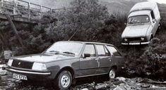 4x4, Vans, Concept, Renault 4, Automobile, Van