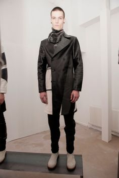 No Editions   FW 2014   Mode Masculine