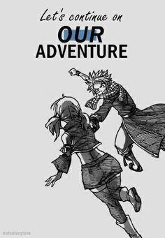 Fairytail NALU adventure!