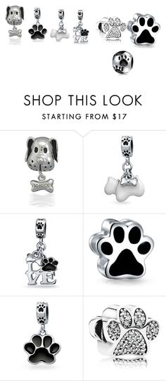 """Paws"" by kiacanga-1 on Polyvore featuring Bling Jewelry and Pandora"