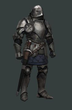 knight, Mikhail Palamarchuk on ArtStation at…                                                                                                                                                                                 More