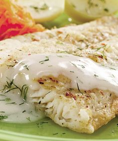 zander in white garlic sauce White Garlic Sauce, Foods To Eat, Seafood Recipes, Camembert Cheese, Risotto, Food And Drink, Horchata, Gazpacho, Homemade