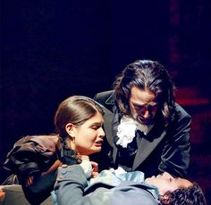 Possibly one of the saddest theatre moments<<< ALL THE TONYS TO PHILIPPA FOR THIS SCENE.
