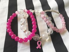 Breast Cancer Braclets