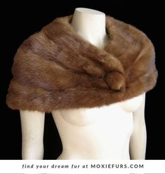 This adorable vintage mink fur stole is the perfect accent to keep your shoulders warm without hiding your dress or outfit!  A romantic touch for your special event, wedding shawl (something old?), or retro outfit. ~STYLE~Wrap design with mink-covered buttonRich whiskey-caramel brown colorPretty flowered taupe satin lining, no monogram (rare for vintage!)True vintage, real fur, genuine glamour!For vintage lover, bride, bridesmaid, mother of the bride~SIZE~About a petite to small; please go by th Winter Wedding Bridesmaids, Winter Wedding Shawl, Wedding Fur, Bridal Bolero, Bridal Cape, Mother Of Bride Gifts, Mother Of The Bride, Vintage Fur, Vintage Bridal