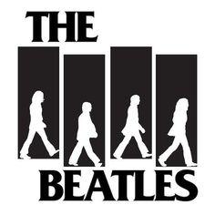 Black Flag Logo / The Beatles Abbey Road Mash Up Vinyl Record Art Print (Alternative Version) #blackflag #henryrollins  #tshirt #mashup #photoshop #parody #albumcover #album #cover #lp #record #vinyl #scifi #nerd #music #movie #geek #whythelongplayface #whythelpface #redbubble #etsy #thebeatles #beatles #abbeyroad #johnlennon #paulmccartney #georgeharrison #ringostarr Vinyl Record Art, Vinyl Art, Beatles Party, The Beatles, Black Flag Logo, Hilograma Ideas, Pop Art, Avengers Art, Abbey Road