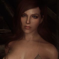 SG Female Textures Renewal at Skyrim Nexus - mods and community