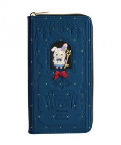 Sentimental Circus Alice Theme Long Wallet