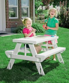 Kids' Folding Picnic Table