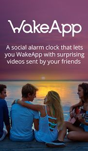 WakeApp - mornings just got better. WakeApp is a morning social platform, connecting people through a shared experience. Explore new morning routines, content, activities, and ways of waking up with your favorite people. Wake Up With You, Let It Be, Top Gadgets, Funny Commercials, Morning Routines, Get Well, Social Platform, Alarm Clock, Android Apps