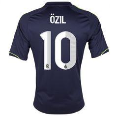 0064bc45d78 Ozil del Real Madrid 2012 13 Away Camiseta fútbol  826  - €16.87   Camisetas  de futbol baratas online!